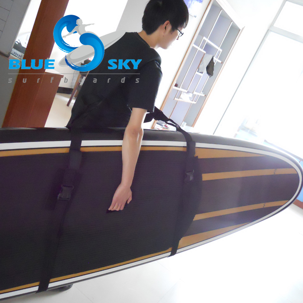 Surfboard carrier -sling