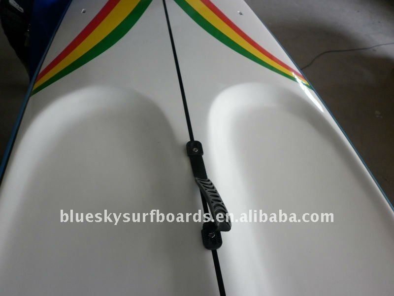 Best Selling Coiled bamboo Fiber Racing board