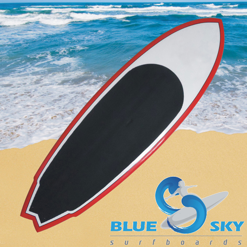 China Factory Direct Supply Oem High Quality Red Stand Up Paddle Board
