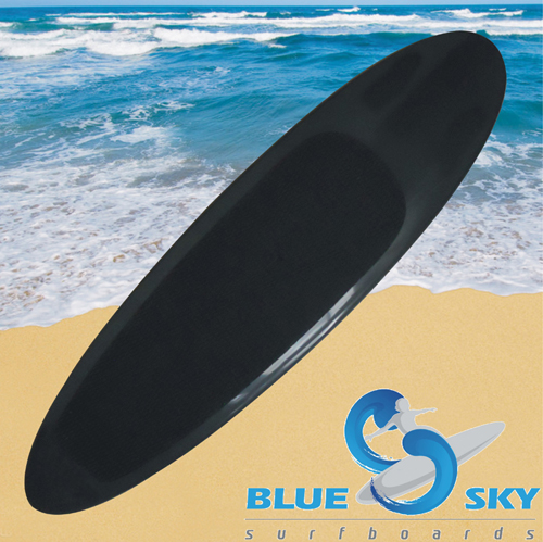 Carbon paddle board