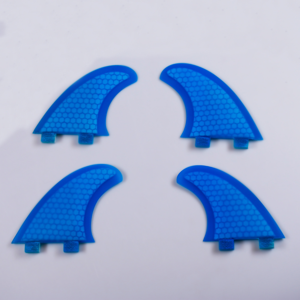 Optional Surfboard Fins Durable FCS Base Honeycomb SURFBOARD Fins sq